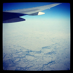 A View of the Arctic Circle